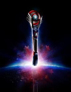 Gillette Avengers_CaptainAmerica