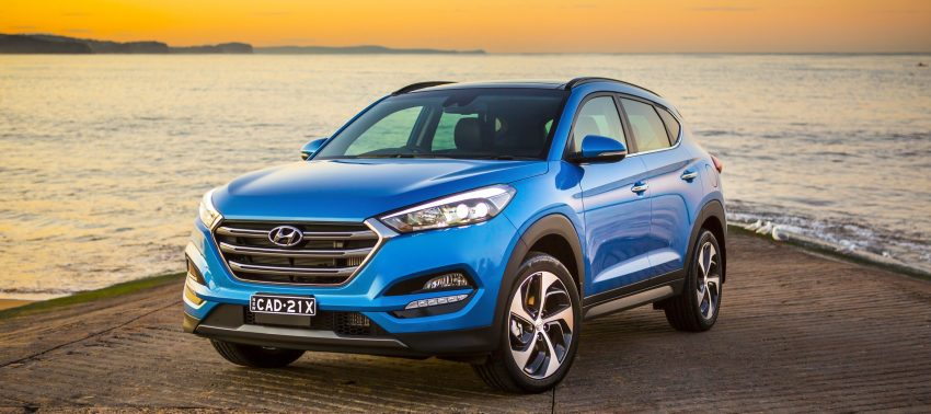 All-new Tucson - 001
