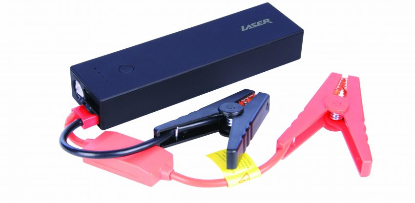 150806_LASER Co_Portable Power Bank and Car Jump Starter